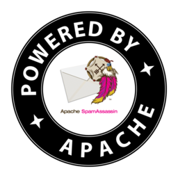 Powered by Apache SpamAssassin